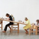 Family Drawing Table
