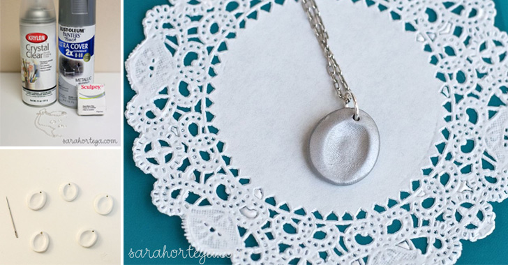 How to make fingerprint jewellery necklace diy crafts handimania fingerprint jewellery necklace fb solutioingenieria Gallery