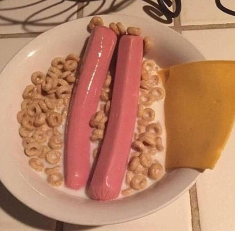 23 Disgusting Dishes That Should Have Never Been Served