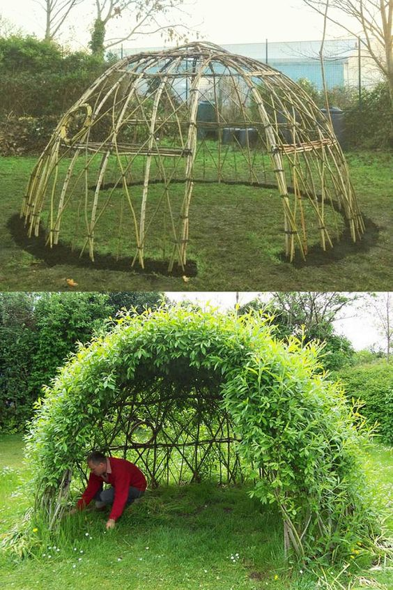 17 Ideas How a Common Backyard Can Be Turned Into a Wonderland Garden