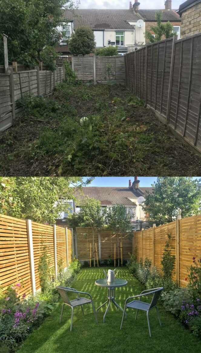 11 Spectacular Garden Makeovers Proving That a Small Change Can Bring About a Big Difference
