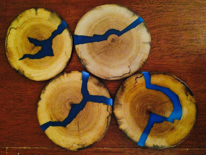 glowing-resin-inlays-wood-coasters-01
