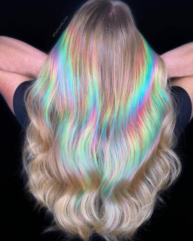 15 Trendy Hair Colourisations This Season. Unbelievable 3d Effects!