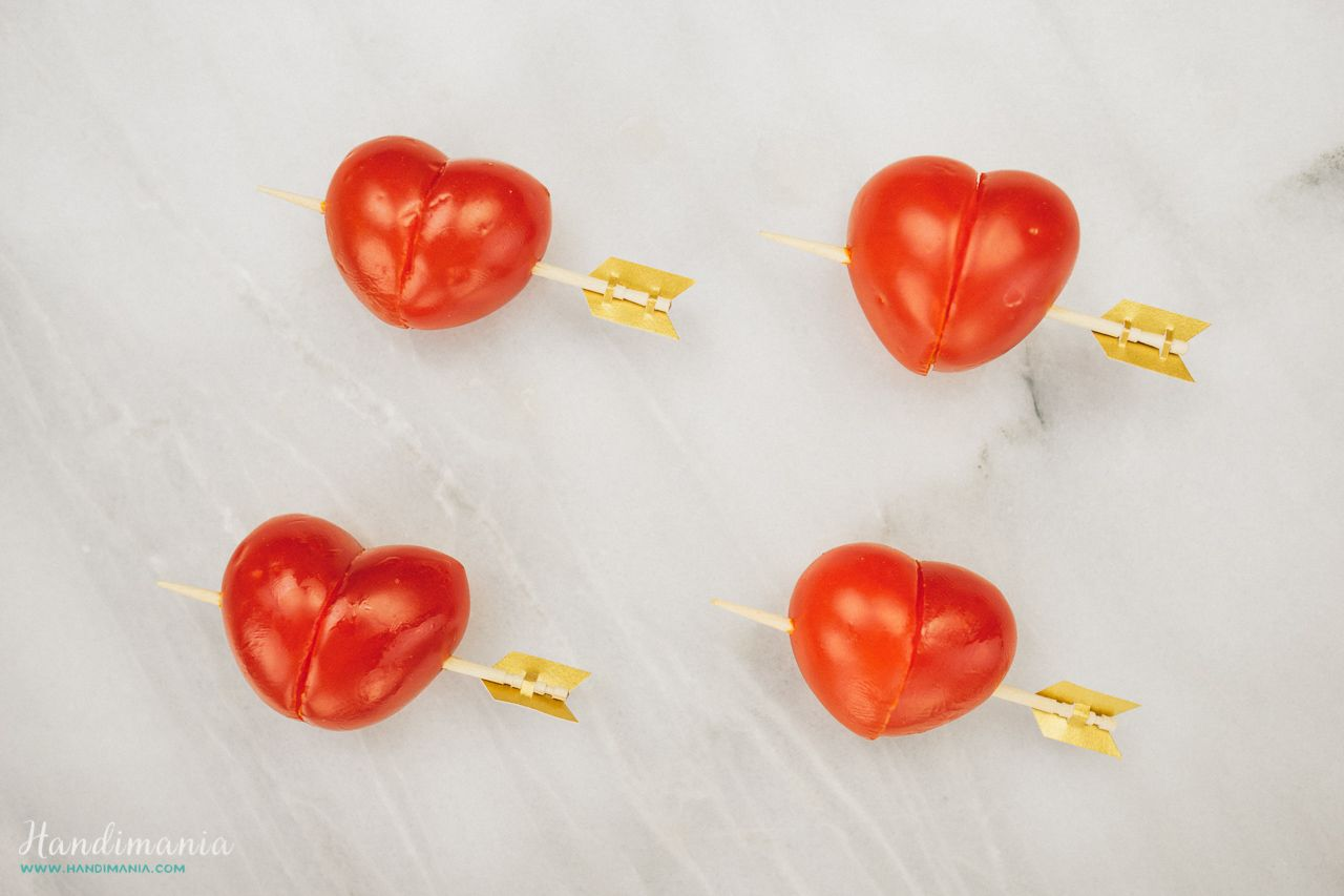 How to make heart shaped tomatoes heres altavistaventures Image collections