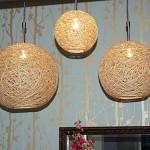 Hemp Twine Ball Lamp