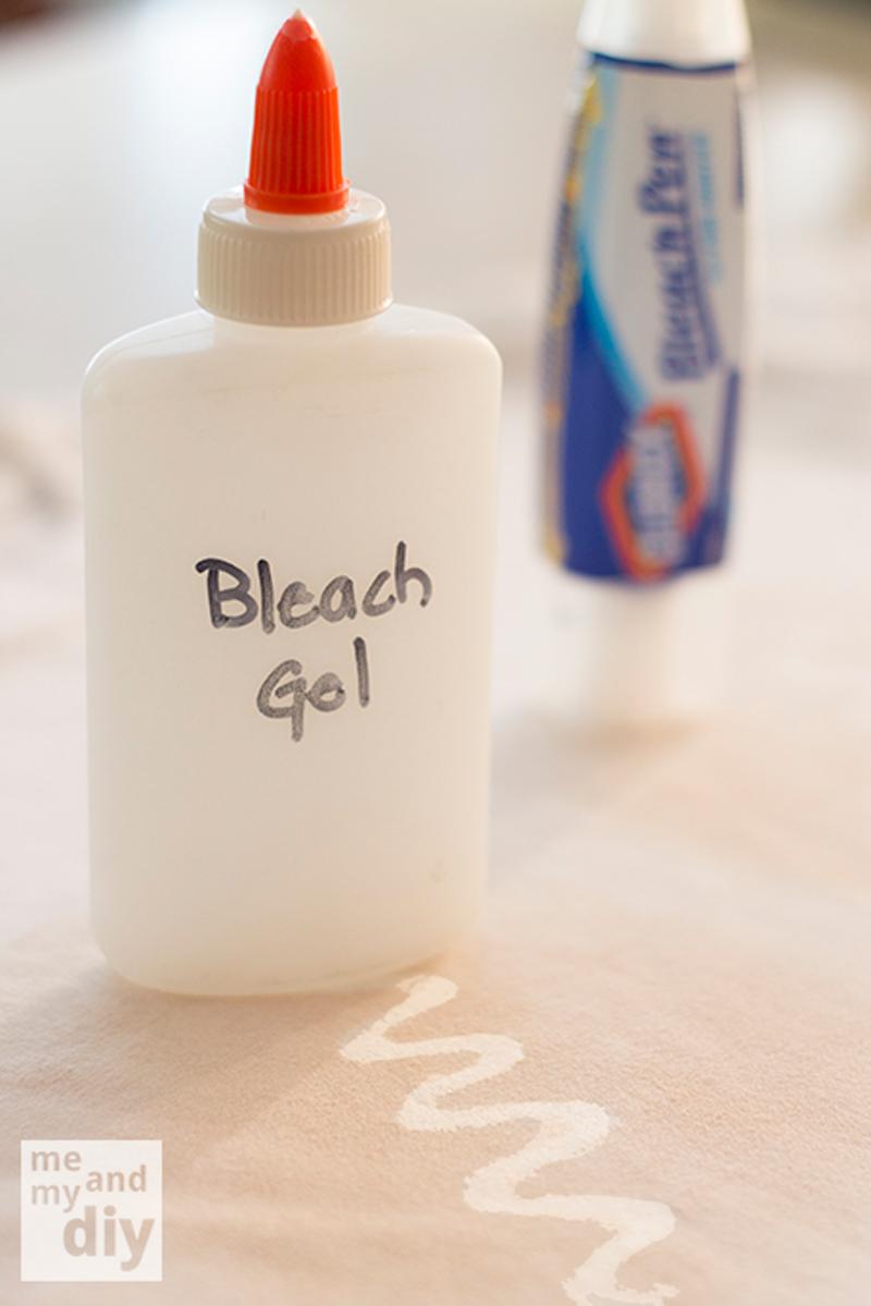 How To Make Homemade Bleach Gel