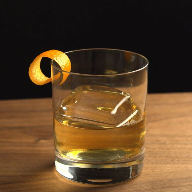 Secret Bartender's Recipe to Make Crystal Clear Ice Cubes