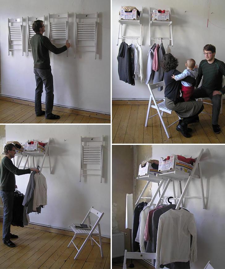 Ikea Chair Hanger