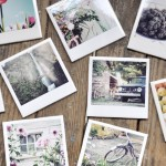 Instagram Polaroid Coasters