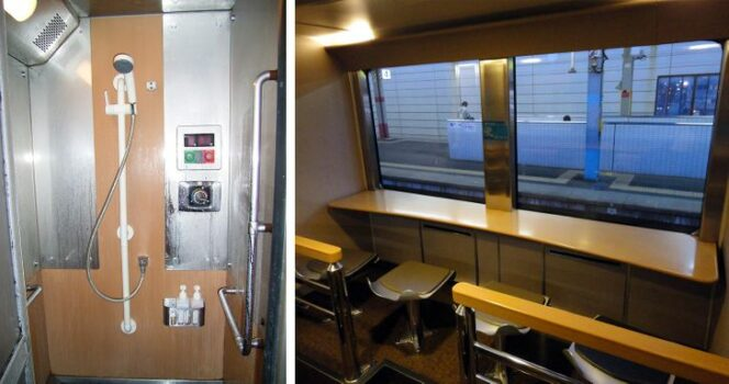 The Unique Design of Japanese Trains Attracts Plenty of Tourists