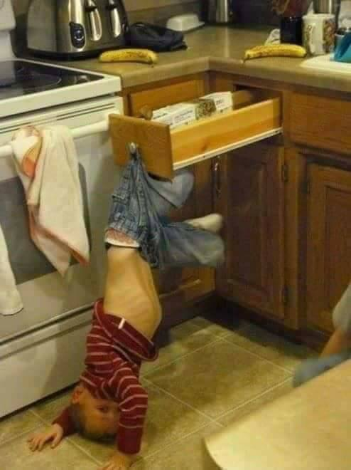23 Pictures Showing Kids Testing Their Parents' Patience. Meet the Masters of the Craft!