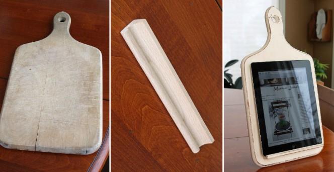 kitchen tablet holder fb