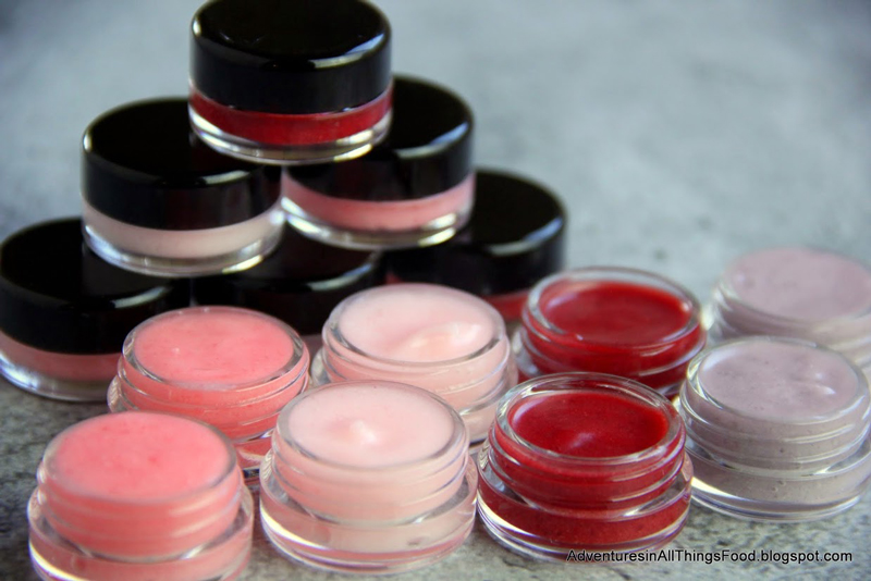 how to make slime out of lip gloss