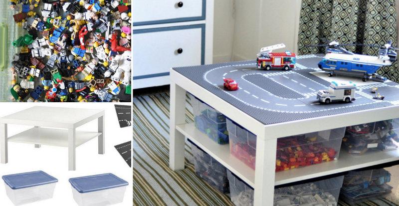 How To Make Lego Organizer Diy Amp Crafts Handimania