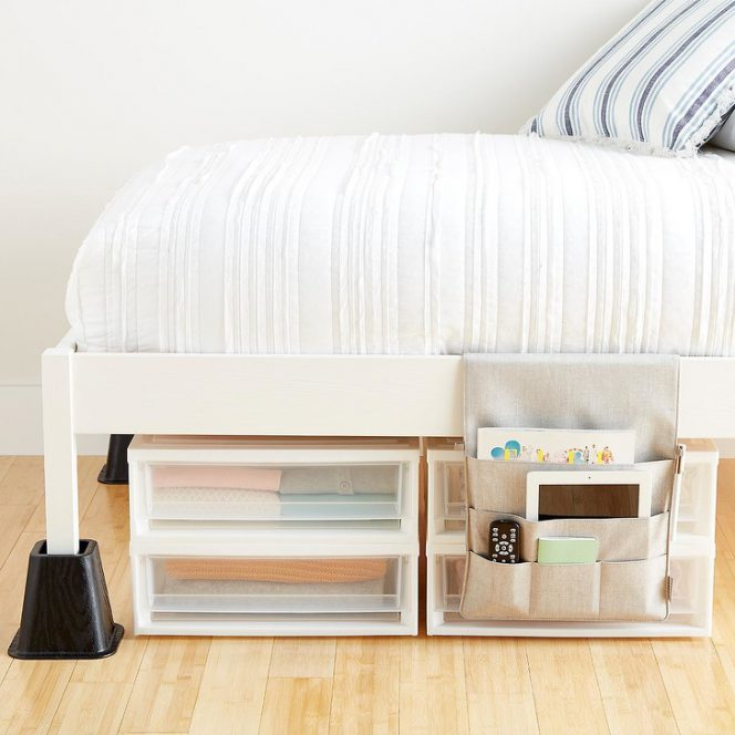 15 Ideas to Save a Lot of Space in a Tiny Apartment