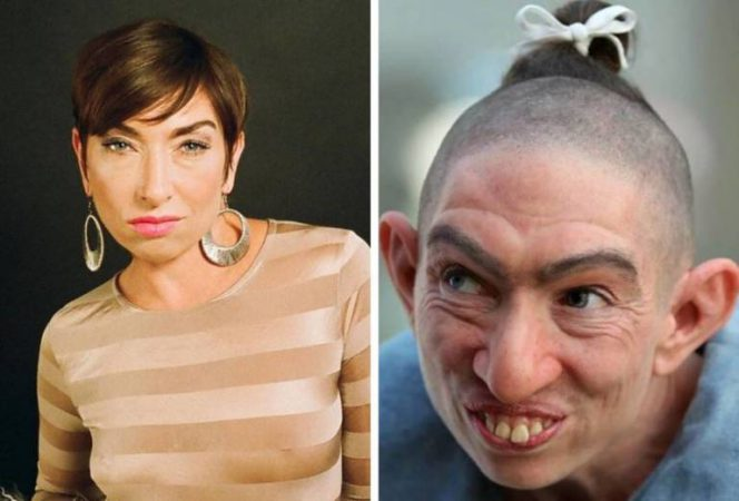15 Examples of Unbelievable Make-up. The Actors and Actresses Were Changed beyond Recognition