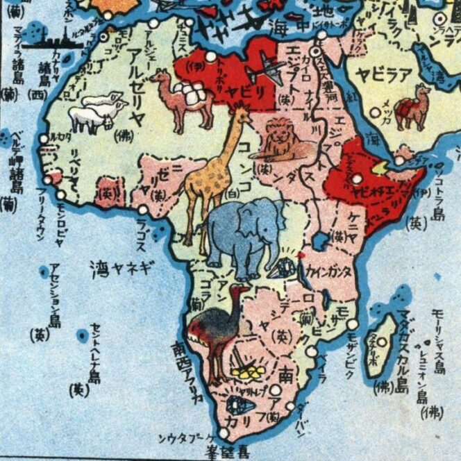 27 Extraordinary Maps That Will Stun Everyone. Geography Rules!