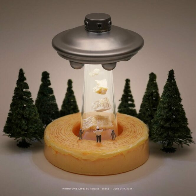 25 Miniature Scenes That Perfectly Mirror Reality. This Is a Minute Japanese Version of Our  World