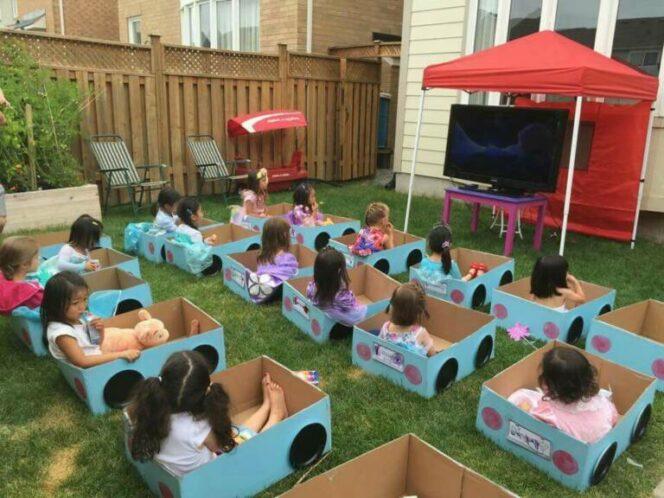 19 Ideas for an Unforgettable Movie Night in Your Garden