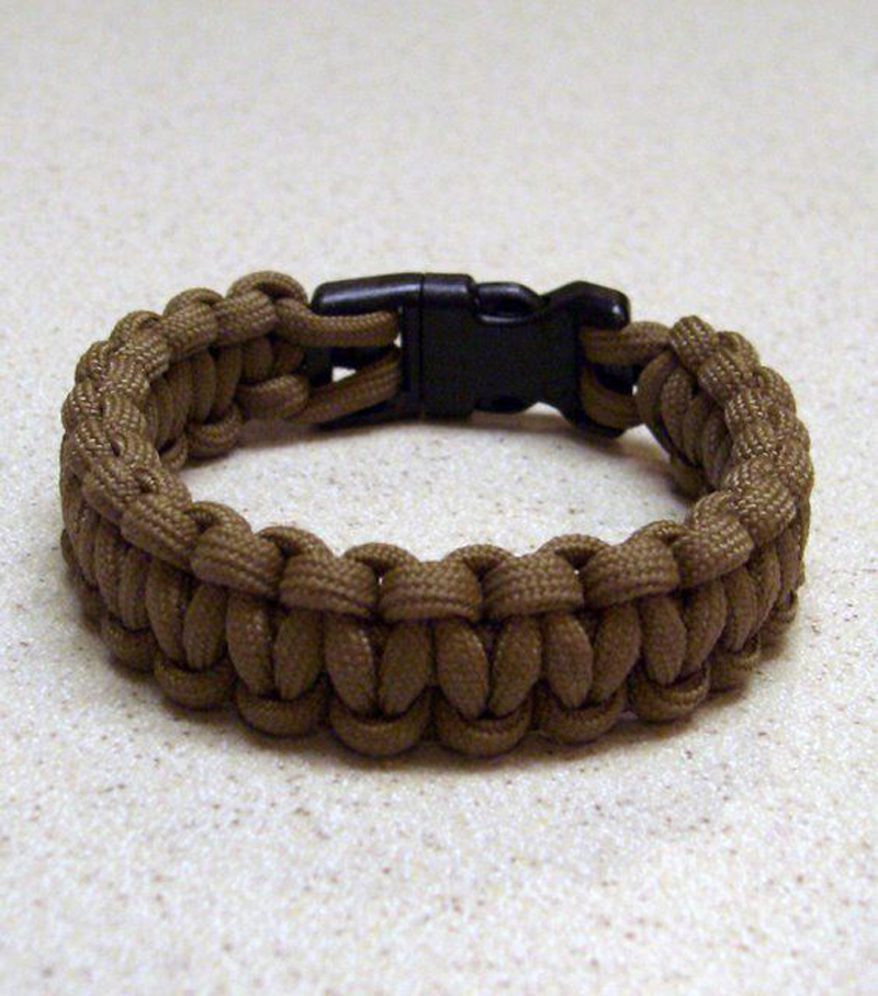 how to make multifunctional paracord project diy