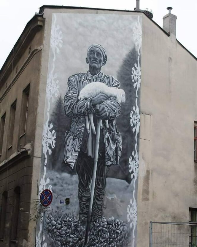 25 Amazing Murals to Be Found in Poland. That's What You Call Street Art!