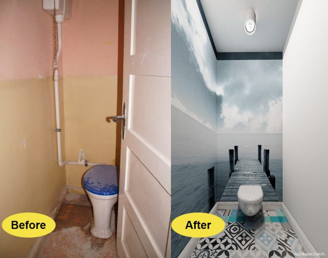 12 interior metamorphosis that will immediately make you feel like renovating. A positive change