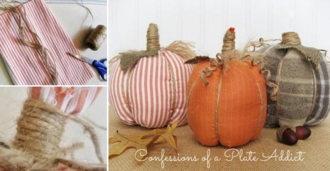 no-sew shirt pumpkin fb