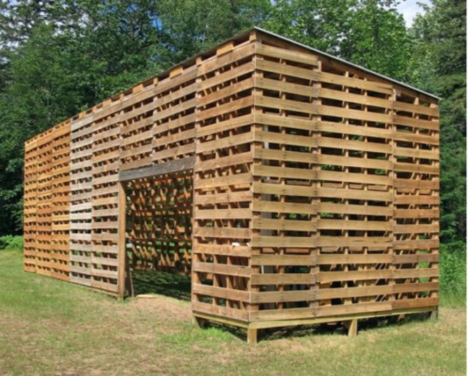 25 Extraordinary Ideas How to Recycle Old Pallets. They Will Breathe New Life into Any Interior!