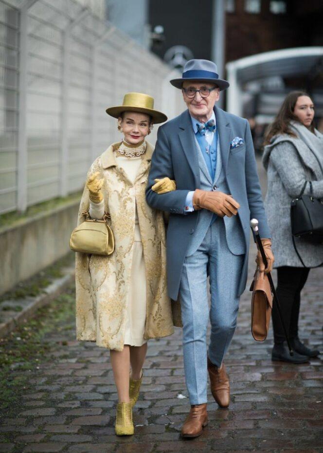25 Stylish Outfits from a Couple Who Treat Every Single Walk around the City like a Fashion Show