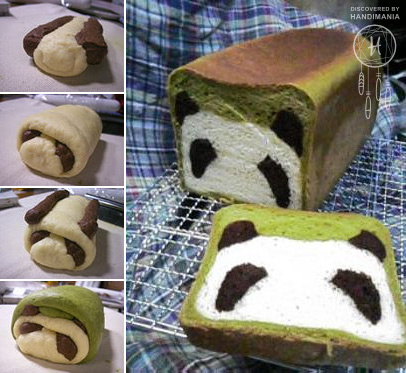 panda-bread-collage