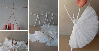 paper ballerinas fb
