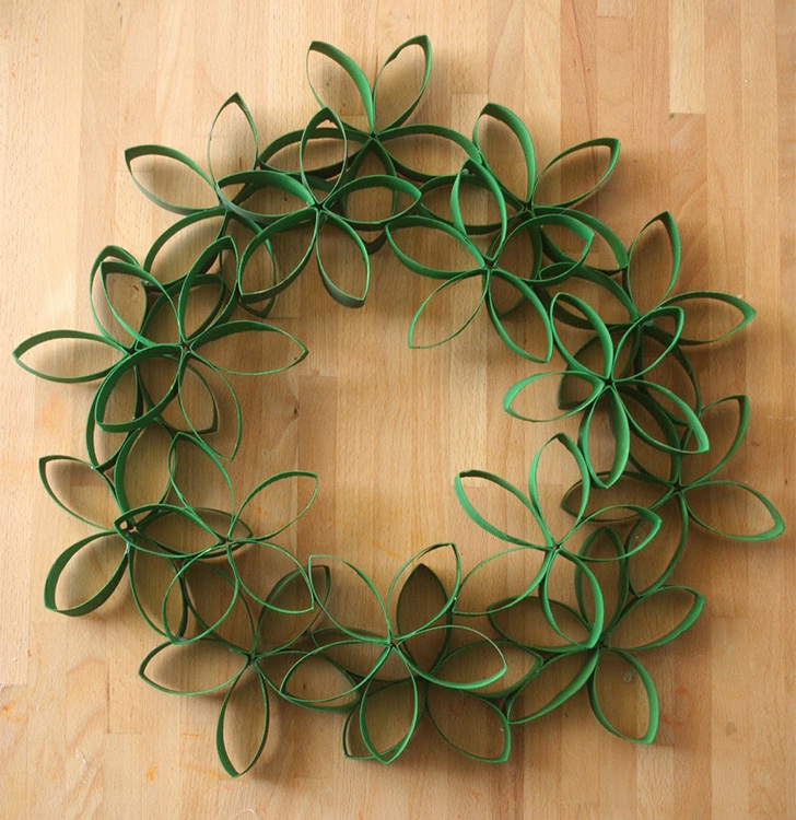 paper-roll-christmas-wreath06