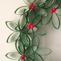 paper-roll-christmas-wreath