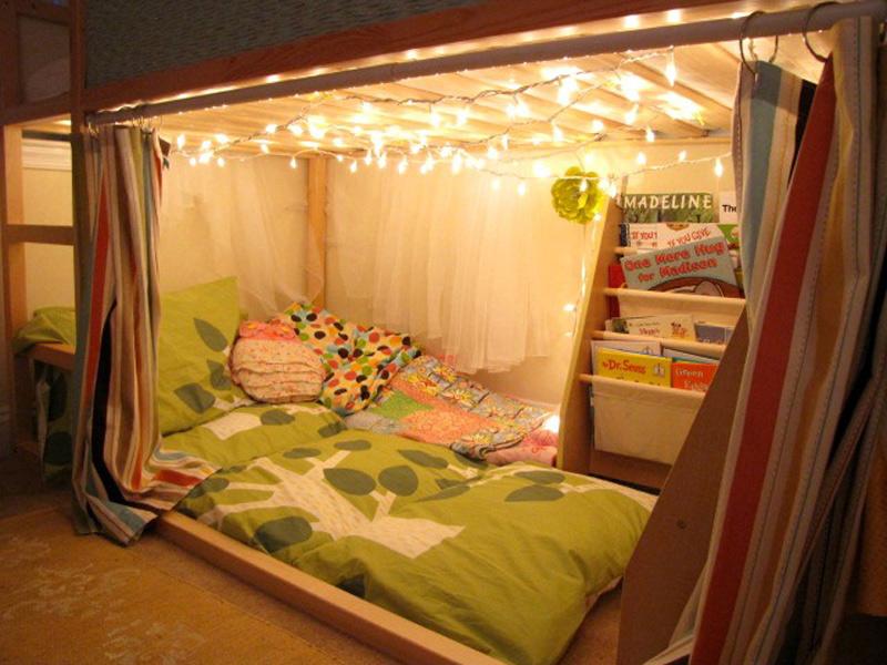 Идеи детских комнат своими руками фото