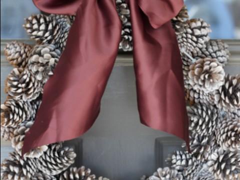 pinecone wreath 02