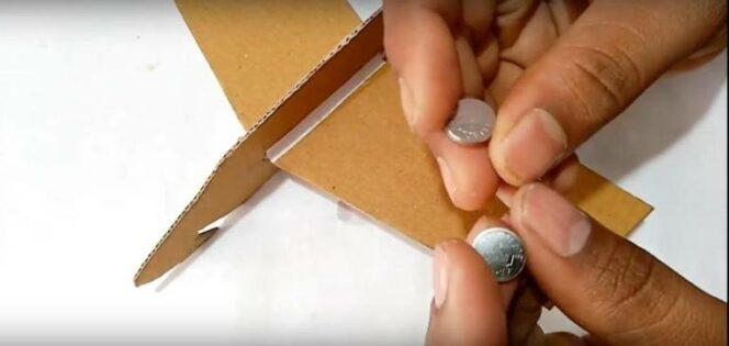 How To Make a Cardboard Plane