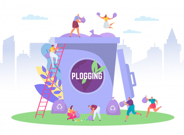 Plogging! Another Eco-Fitness Trend for Anyone Loving Running and …Caring About Mother Nature!