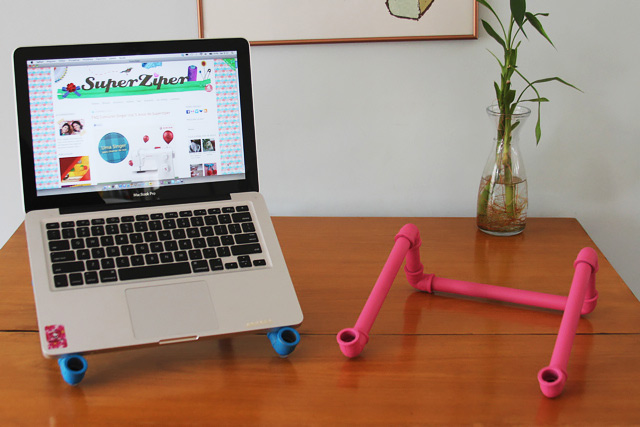 Check Out Our Favorite Top 10 Do It Yourself Laptop Stands For Your Lap And Worke Pleasure