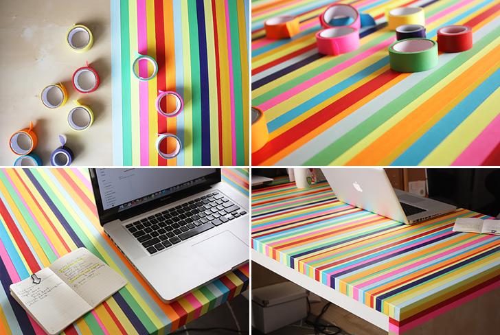 Rainbow Table Collage
