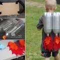 Rocket Power Jet-Pack