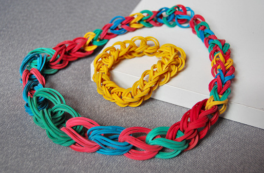 band to articles on rubber rubberband without how bracelet make tutorial a five loom minutes the