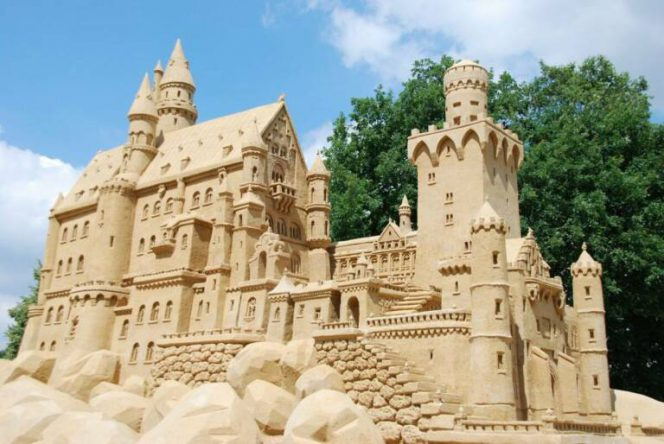30 Jaw-Dropping Sand Sculptures. They Are by All Means Masterpieces!