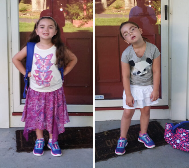 16 Kids Whose First Day at School Changed Them beyond Recognition. Their Faces Speak for Themselves!