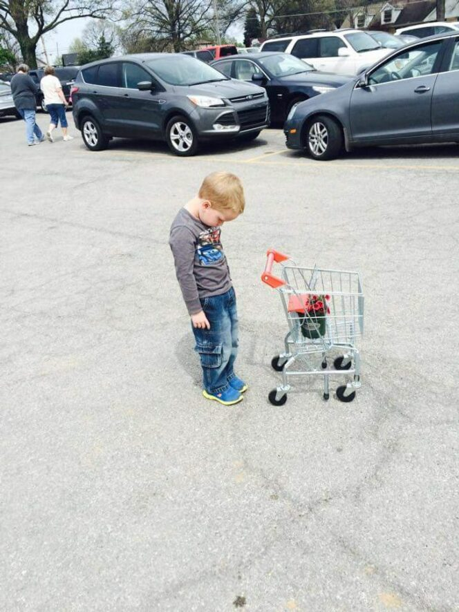 21 Examples Proving What Kind of Challenge It Is to Go Shopping with Your Kids