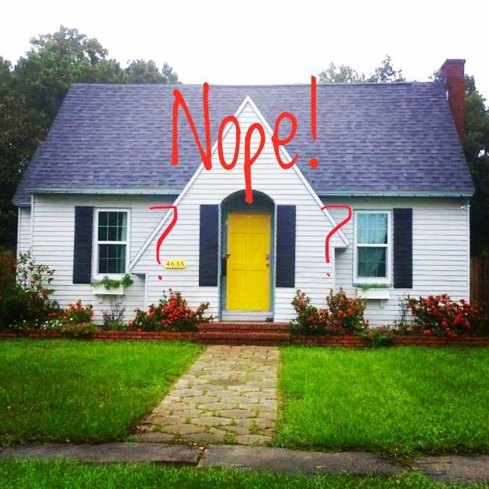 30 Pics Carpenter Mocks Window Shutters. Most Ridiculous Door, Window, and Shutter Solutions!