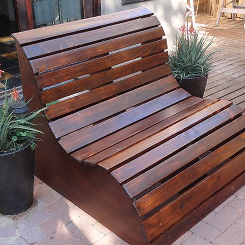 How To Make Slatted Garden Bench Diy Crafts Handimania