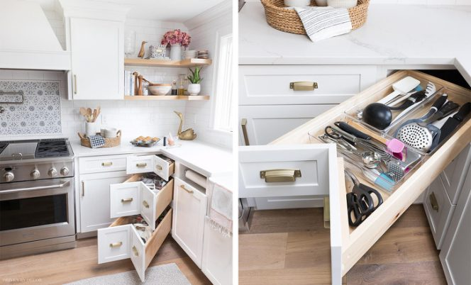 How to Arrange a Small Kitchen? 17 Fantastic Inspirations