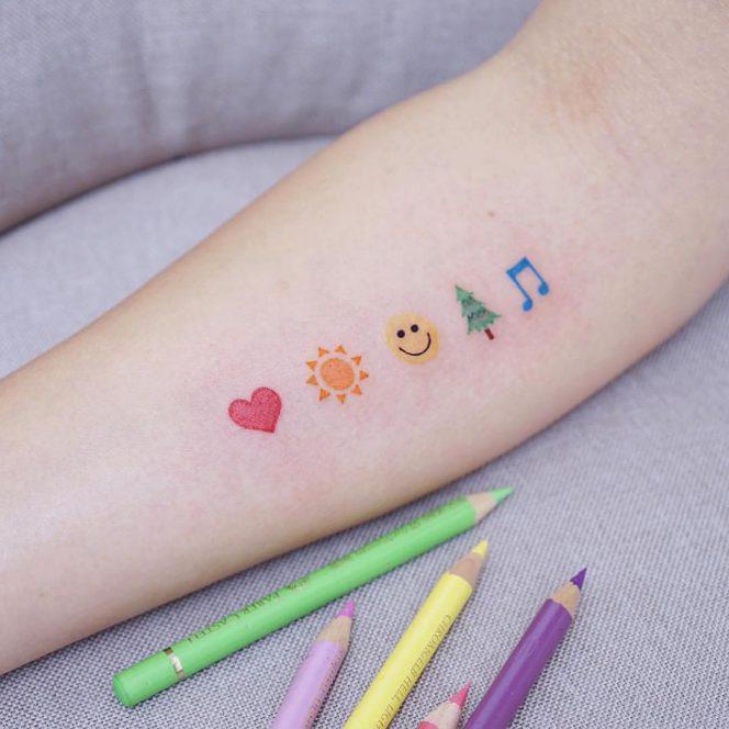 Small tattoo 12