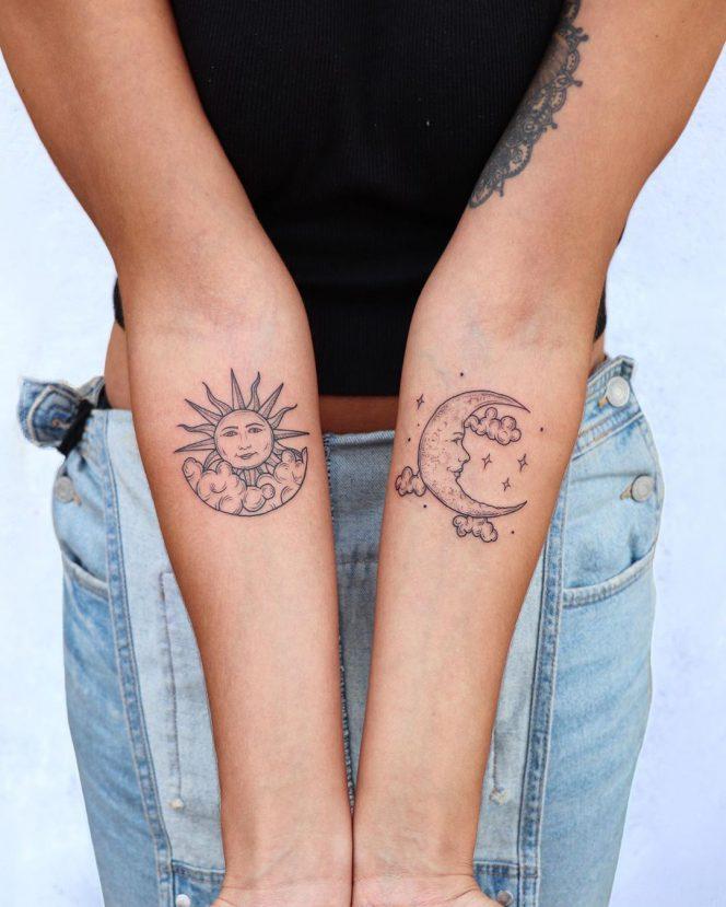 Small tattoo 13
