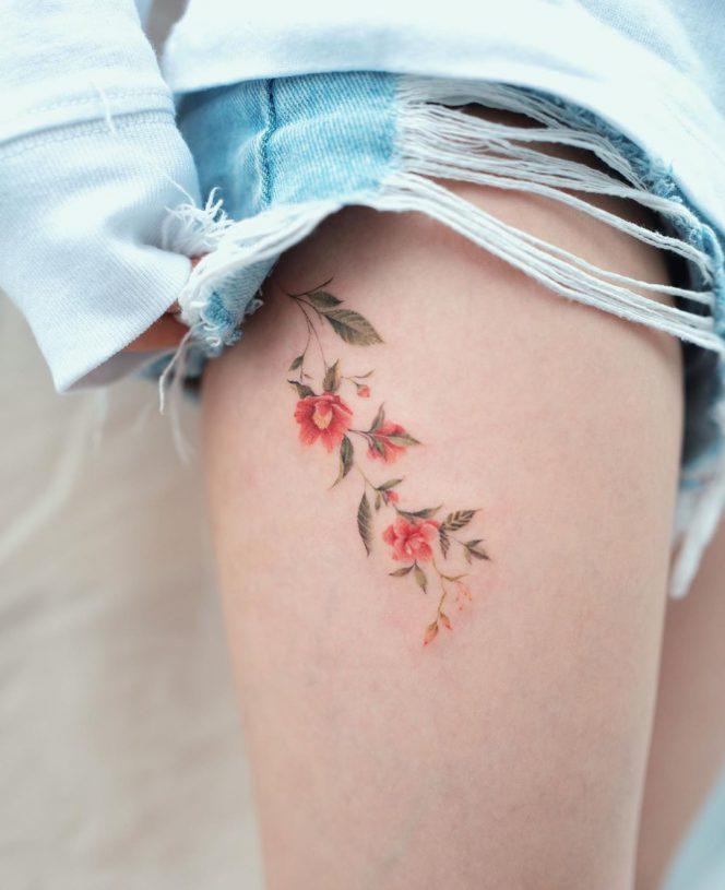 Small tattoo 15